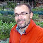 David Inns, Chairman of Horsell Allotment Association