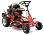 Snapper Ride-On Mower, courtesy of www.lawnmowersupermarket.co.uk
