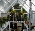 Greenhouse of pvc by Ed Thralls. Courtesy of www.pvcplans