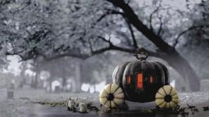 Cinderella's pumpkin coach from Hallmark