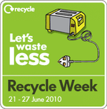 Recycle Week Banner