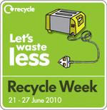 Recycle Week Banner