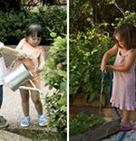 The Gardener's Club has plenty of ideas to keep children interested in gardening