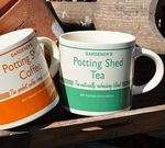 Potting Shed Mugs from Not On the High Street