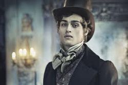 Douglas Booth as Pip in Great Expectations