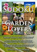 Sudoku for Garden Lovers by M&R Puzzles