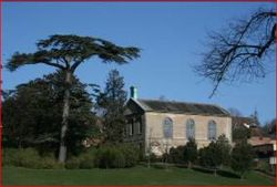 View of the Chapel at Compton Verney. Copyright Compton Verney