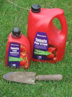 Nottcutts tomato feeds