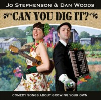 Can You Dig It by Jo Stephenson and Dan Woods