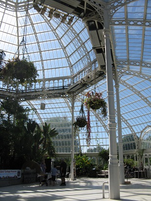 The Palm House, Sefton Park, Liverpool