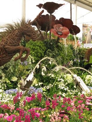 Birmingham Ciety Council, Chelsea Flower Show, 2014
