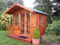 Shed with Verandah