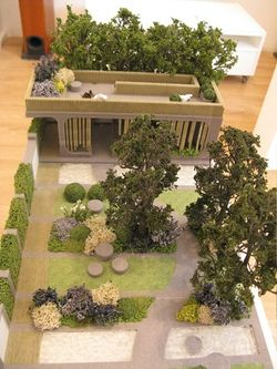 A World of 21st Century Stone, by Adam Frost, Miniature Garden Show, March 2014