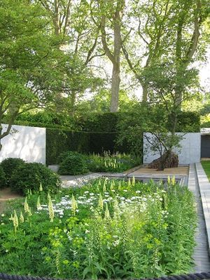 Luciano Giubbelei Laurent-Perrier Garden, Best in Show, Chelsea Flower Show 2014