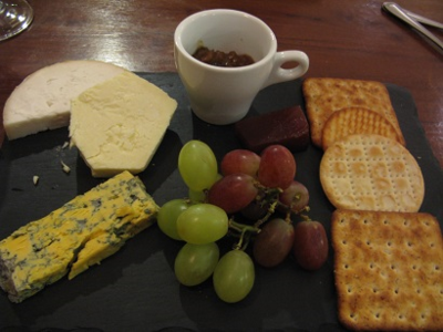 Selection of Yorkshire Cheese