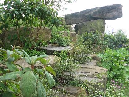 Laurent Perrier garden by Dan Pearson, Best in Show, RHS Chelsea, 2015