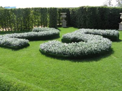 RHS Anniversary Maze, Hampton Court Flower Show, 2015