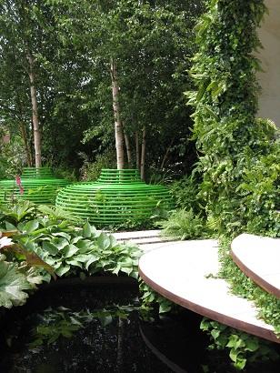 The Macmillan Legacy Garden, Anne-Marie Powell, RHS Hampton Court 2015