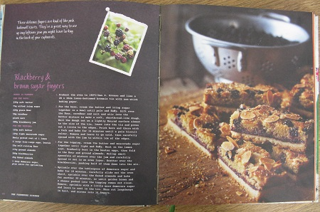 Yeo Valley Cookbook inside pages