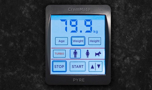 CremMate thermostat