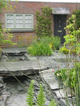 Sean Murray's Great Chelsea Garden Challenge garden, Chelsea Flower Show 2015