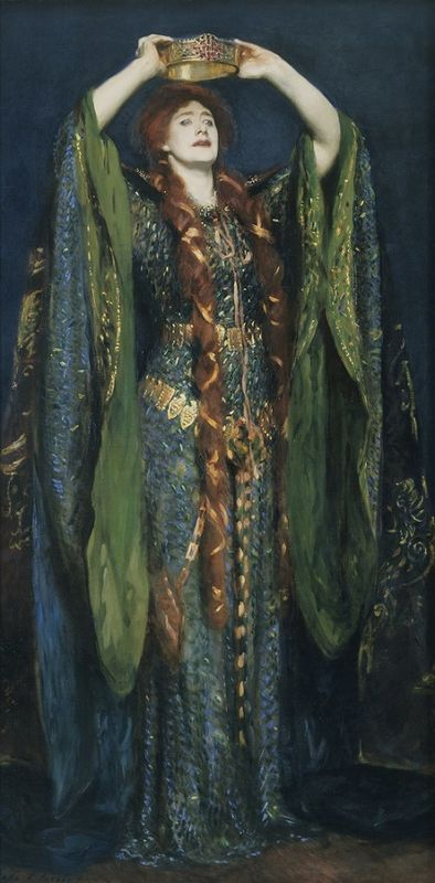 John Singer Sargent, Ellen Terry as Lady Macbeth, 1889 © Tate, London 2015 cropped