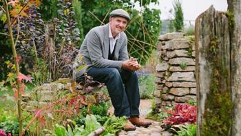 Sean Murray, winner of 2015 Great Chelsea Garden Challenge