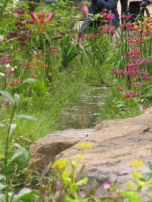 Laurent Perrier garden by Dan Pearson, Best in Show, RHS Chelsea Flower Show, 2015