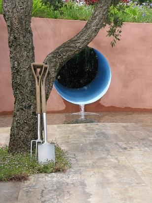 SABO Circle of Life, Hampton Court Flower Show 2015, Stefano Passerotti