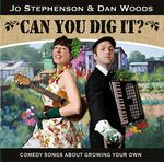 Can You Dig It cd cover