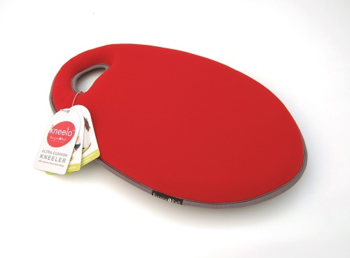 Kneelo garden kneeler from Burgon and Ball. Poppy colour.