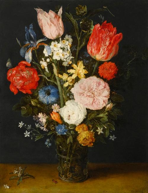 L-1193 Jan Brueghel the Elder, Still Life with Tulips etc