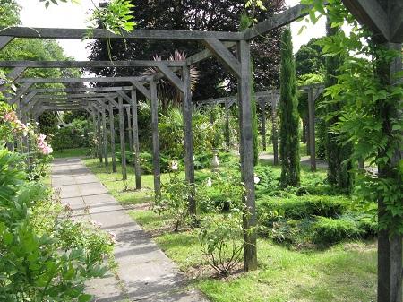 The formal Garden, Vauxhall Park, London