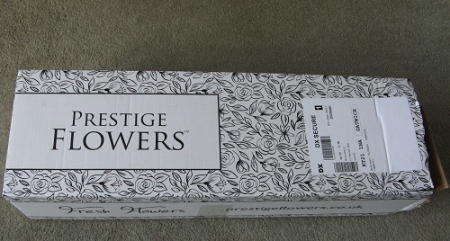 Prestige Flowers box